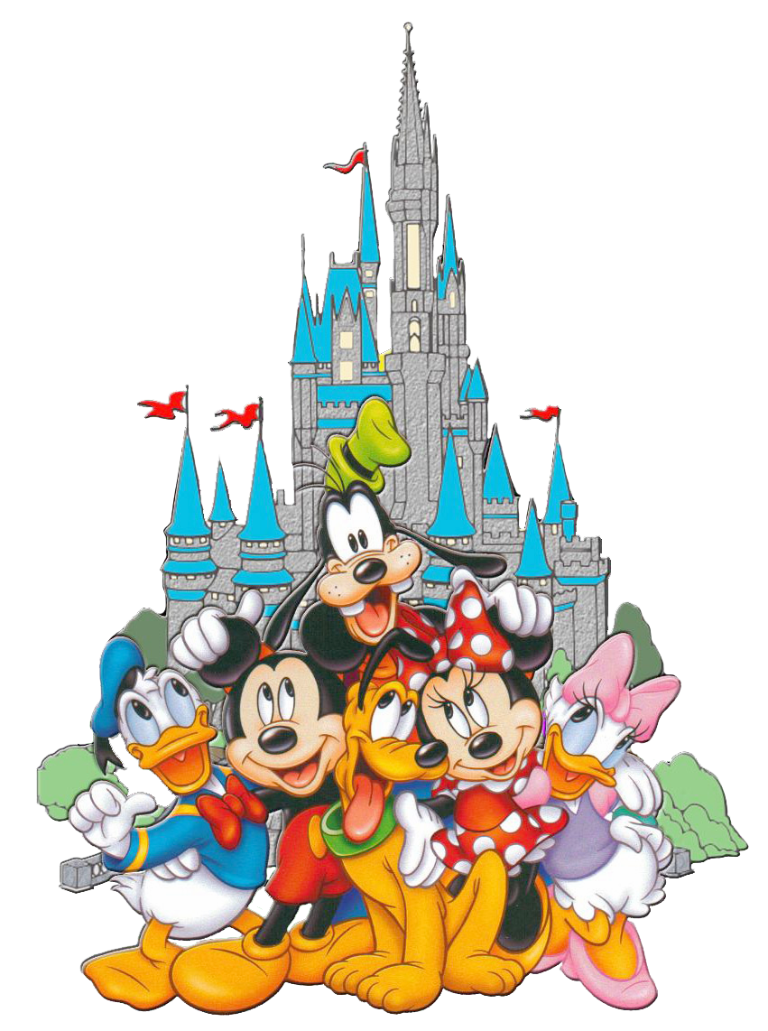 Disney parks blog halloween clipart png library Fab 6 Castle | Mickey and friends | Pinterest | Disney art png library