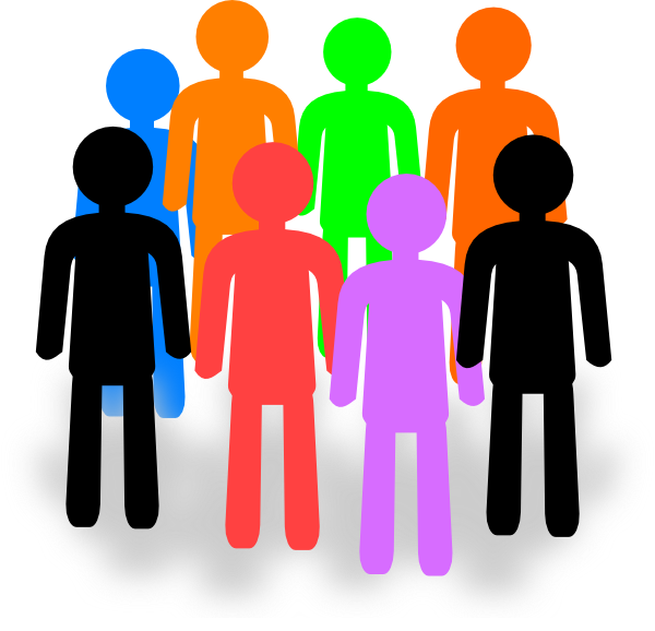 Clipart images of people freeuse stock 6+ People Clip Art | ClipartLook freeuse stock