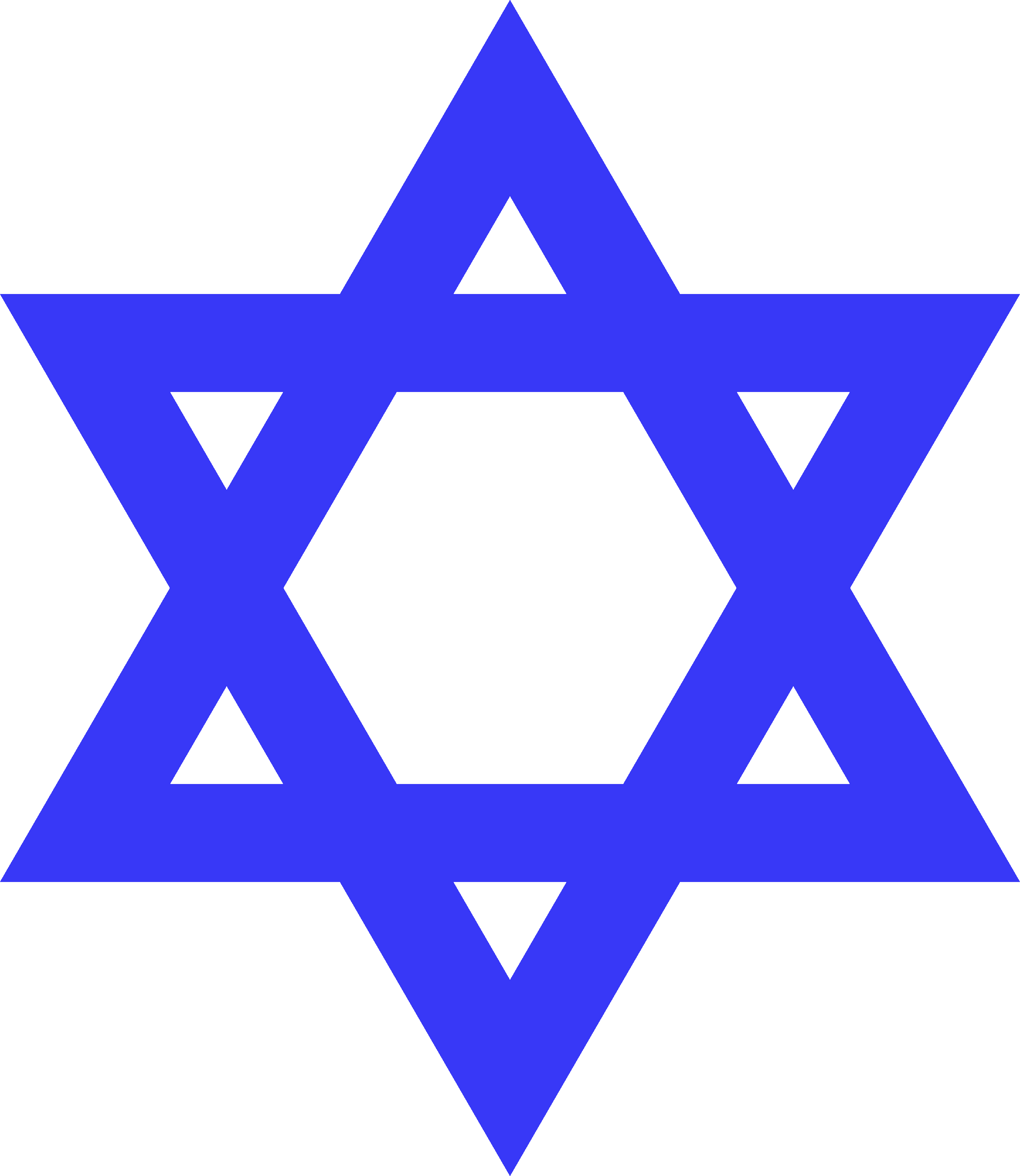 Clipart jewish star svg royalty free download Jewish Star | Clipart Panda - Free Clipart Images svg royalty free download
