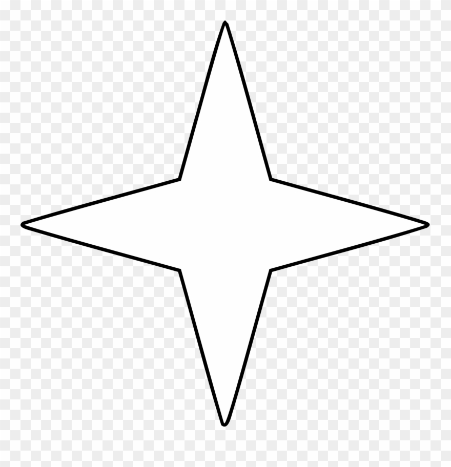 6 point star shape clipart royalty free download Svg Freeuse Download File Four Points Svg - 4 Point Star Svg Clipart ... royalty free download