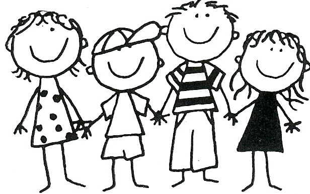 6 siblings clipart graphic black and white library 16 Things All Older Siblings Feel graphic black and white library