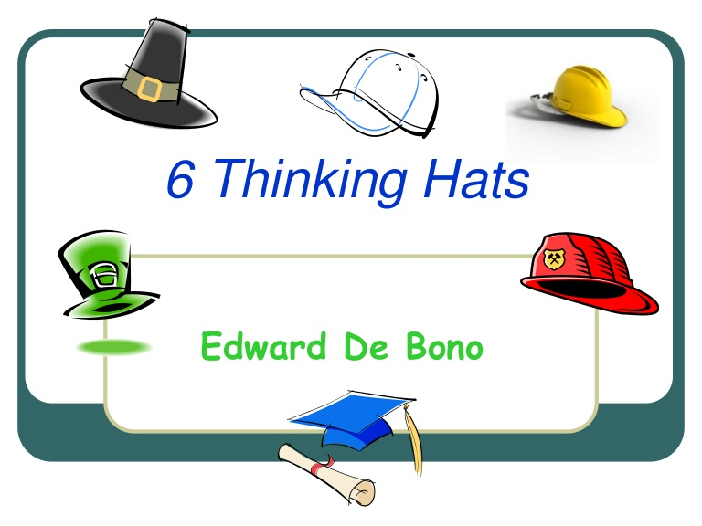 6 thinking hats clipart banner black and white download 6-thinking-hats4659-thumbnail-4.jpg?cb=1419020698 banner black and white download