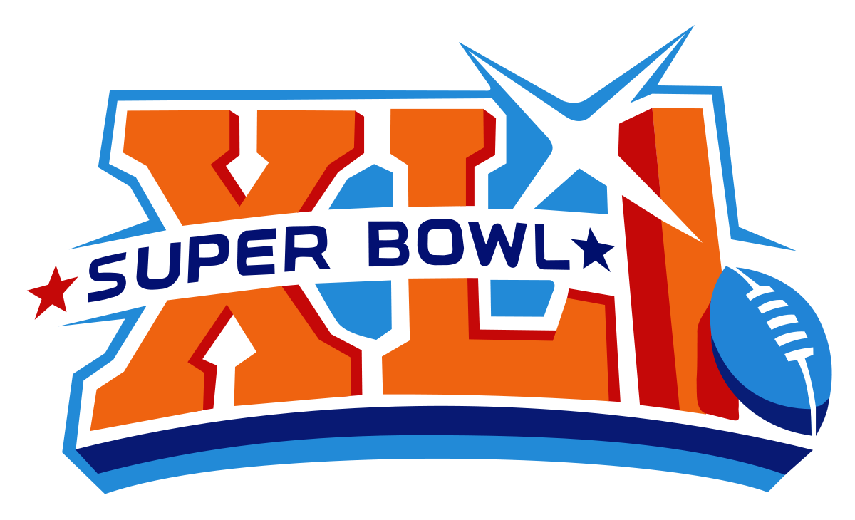 Super bowl li clipart clip art Super Bowl XLI - Wikipedia clip art
