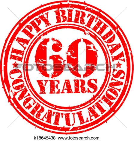 60th birthday Clip Art Illustrations. 186 60th birthday clipart ... clip art transparent stock