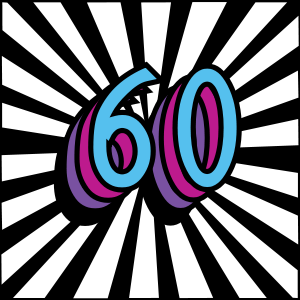 birthday for adults. 60 clipart