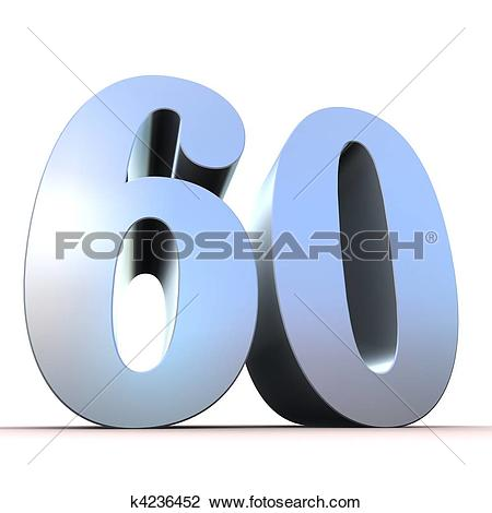 60 clipart graphic freeuse stock Number 60 Clipart and Stock Illustrations. 699 number 60 vector ... graphic freeuse stock