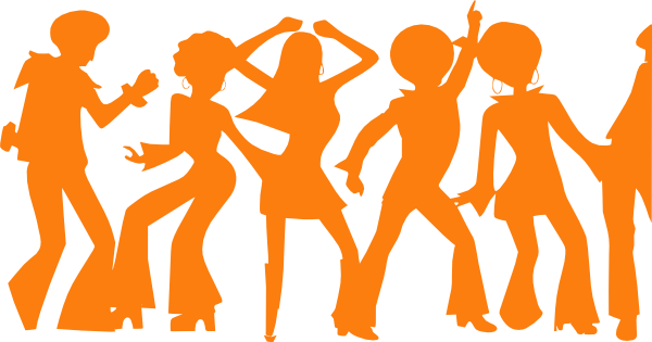 60s party people clipart clip art royalty free Collection of Disco clipart | Free download best Disco clipart on ... clip art royalty free
