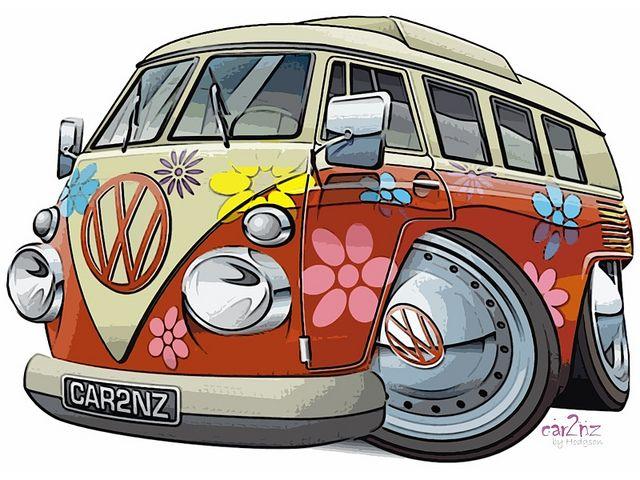 60s vw bus clipart clipart free library VW T1 bus Splitty | Vw art | Vw bus, Bus cartoon, Vw cars clipart free library