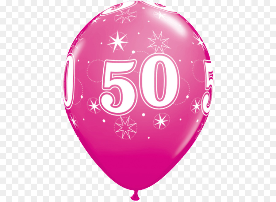 60th birthday balloons clipart banner stock Pink Balloontransparent png image & clipart free download banner stock