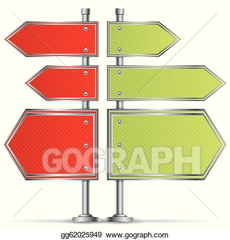 620 road sign clipart