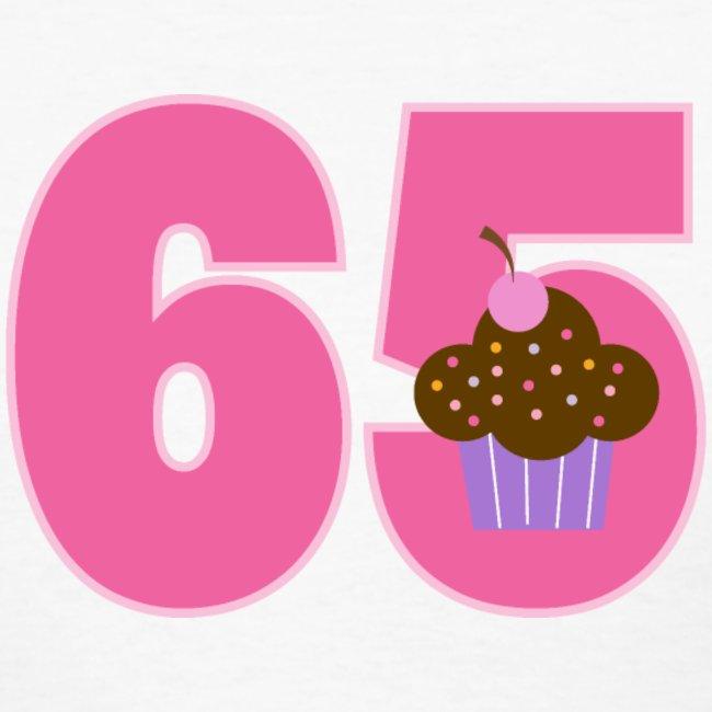 65 years clipart free 65th Birthday T-shirt 65 Years Old   Women\'s T-Shirt free