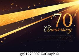 69 95 plus tax clipart banner black and white 70Th Clip Art - Royalty Free - GoGraph banner black and white