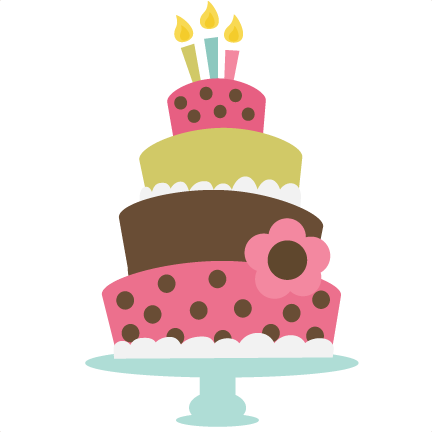 6th bday cake clipart jpg library stock 6th birthday cakes for girls black and white clipart 65721.jpg ... jpg library stock