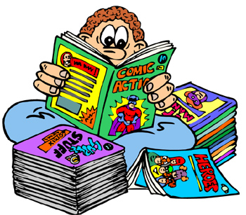 Clipart comic book vector free download Quia - 6th Grade Book 1 Lesson 2 vector free download