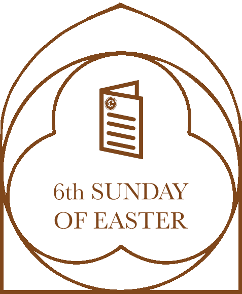6th sunday of easter clipart vector royalty free Holy Trinity Catholic Church - Braamfontein | Sixth Sunday of Easter ... vector royalty free