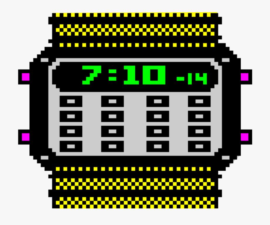 7 14 digital clipart svg freeuse Display Device Digital Clock Digital Data Watch - Digital Clock ... svg freeuse