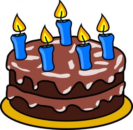 Birthday cake jpg clipart 7 » Clipart Portal clip royalty free stock