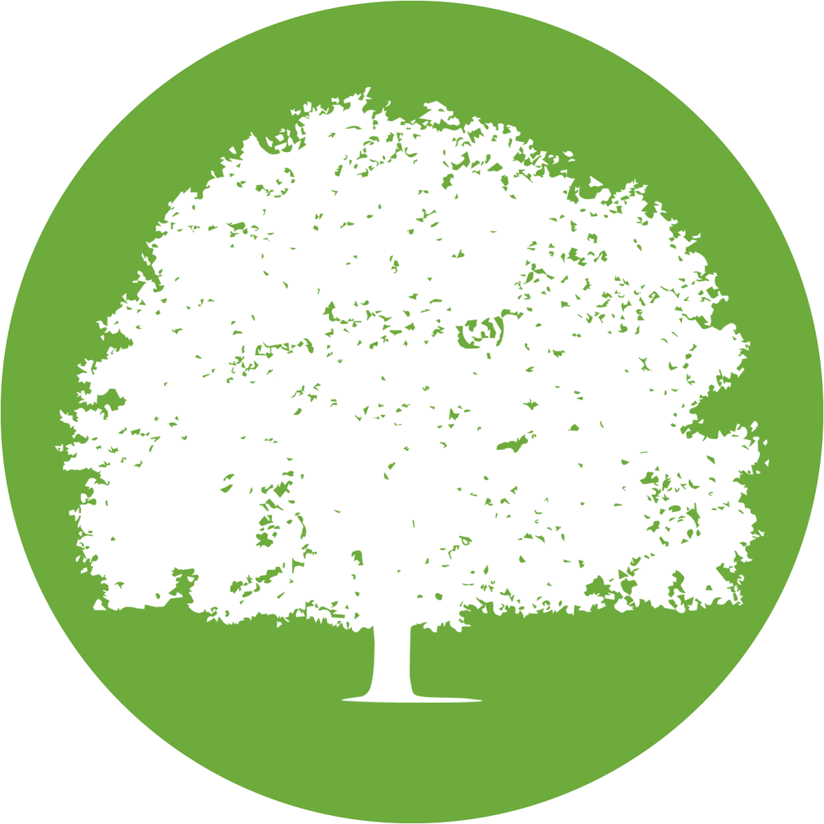 7 clipart with green circle picture transparent library tree-green-circle - City of Duncanville, Texas, USA picture transparent library