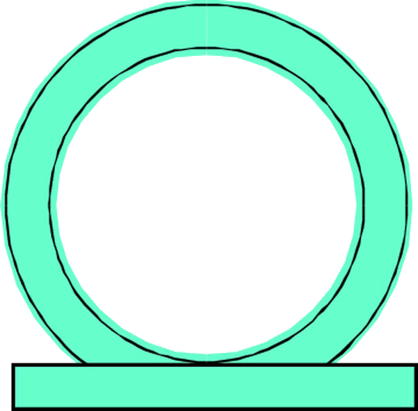 7 clipart with green circle banner royalty free Circle Green Clip art - Mint green circle background png download ... banner royalty free