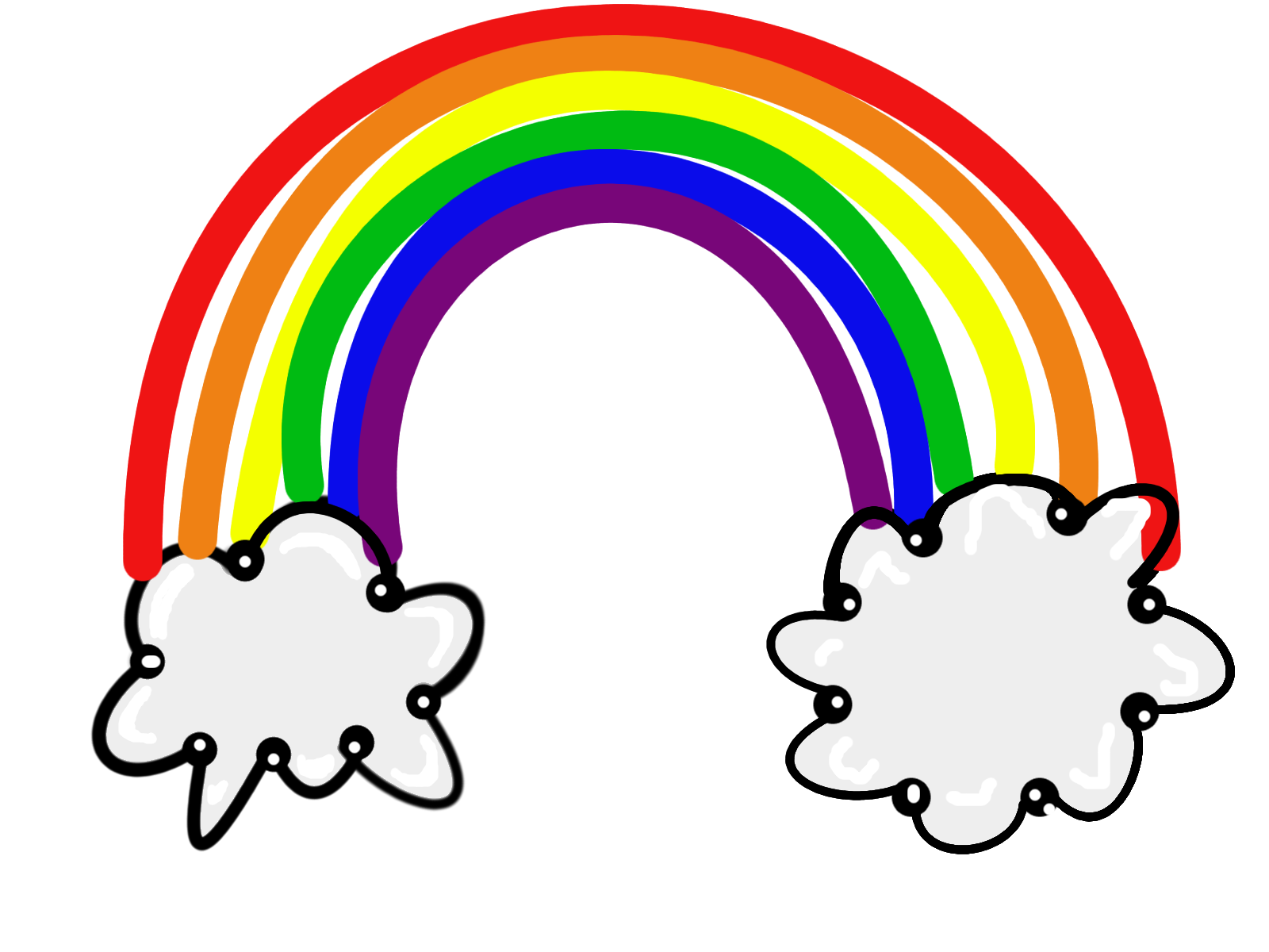 7 colored clipart rainbow free download Free Color Rainbow Cliparts, Download Free Clip Art, Free Clip Art ... free download