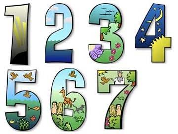 7 days creation clipart clip 7 days of creation clipart 4 » Clipart Portal clip