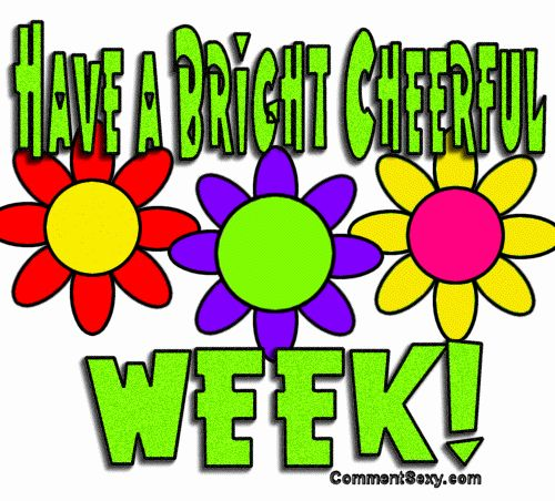 7 days of the week clipart picture library Days Of The Week Clipart | Free download best Days Of The Week ... picture library
