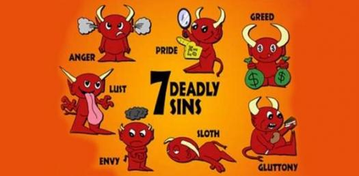 7 deadly sins clipart clip transparent stock What Seven Deadly Sin Are You? Quiz - ProProfs Quiz clip transparent stock