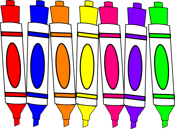 Marker clipart image