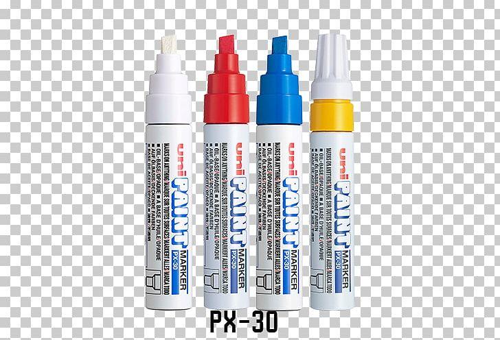 7 markers clipart clip Paint Marker Uni 7 Colours Uni PX-30 Paint Marker Bold Tip Marker ... clip