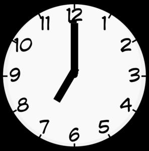 7 o clock clipart clipart free download 7 O Clock Clip Art at Clker.com - vector clip art online, royalty ... clipart free download