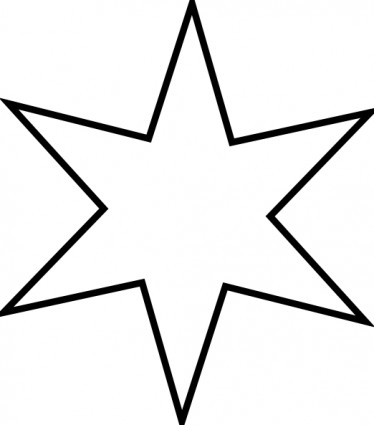 7 outline clipart svg transparent Star clip art outline free clipart images 7 - Cliparting.com svg transparent