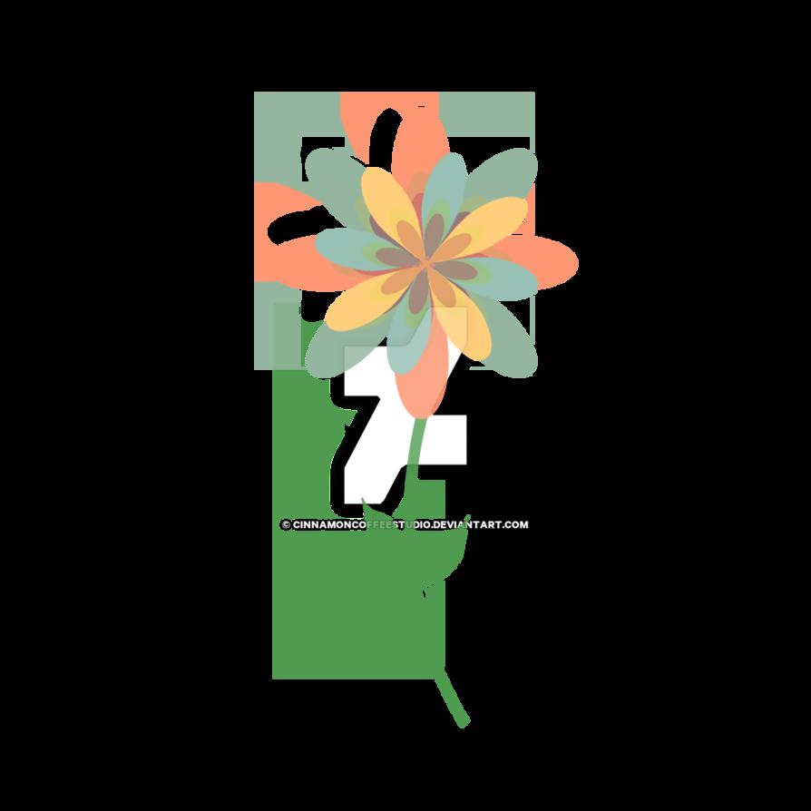 7 petal flower clipart picture Flower Clipart #4 by CinnamonCoffeeStudio on DeviantArt picture