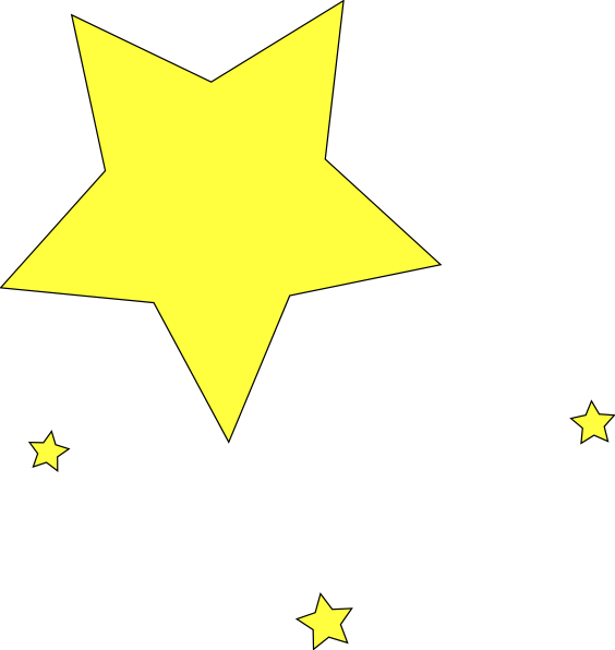 7 point star clipart image stock Star Clip Art at Clker.com - vector clip art online, royalty free ... image stock