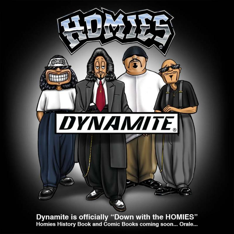 70 s dynamite clipart clip library download Dynamite Announces Homies Deal For Upcoming Retrospective Art Book ... clip library download
