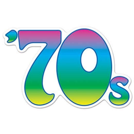 70 s party clipart picture transparent 70s Cutout picture transparent