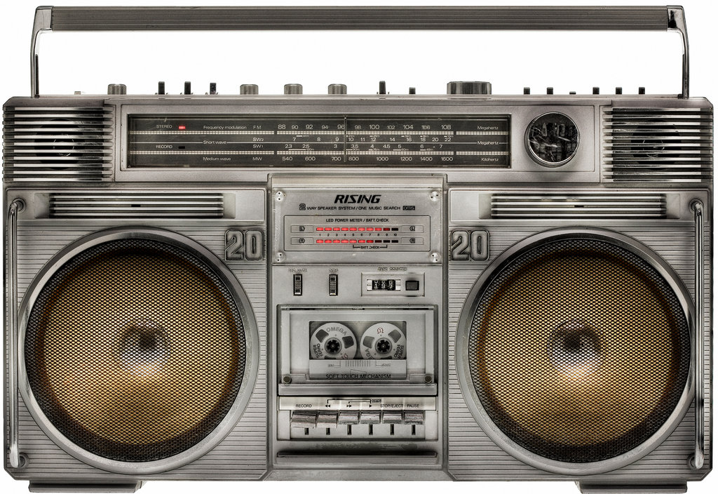 70s boom box clipart image transparent stock Celebrating Boomboxes, the \'Instant Parties\' of the \'80s - The New ... image transparent stock