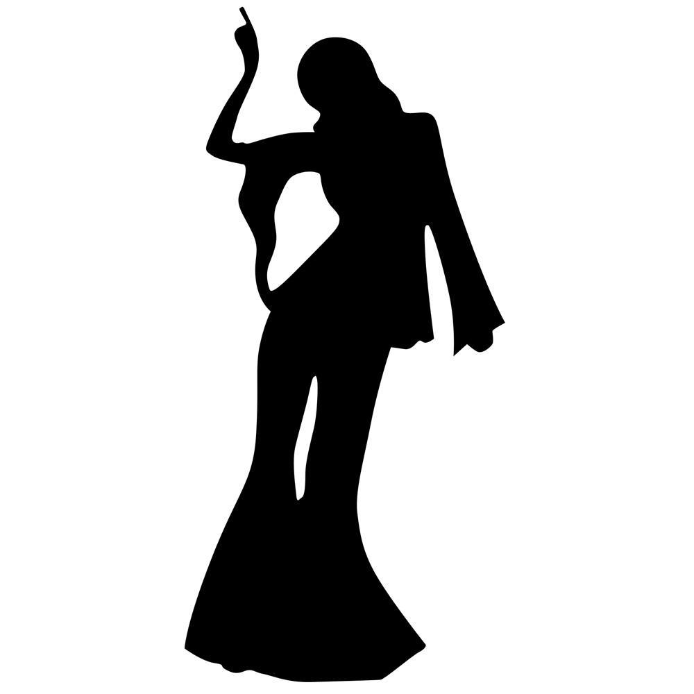 70s disco silhouette clipart png royalty free library Collection of Disco clipart | Free download best Disco clipart on ... png royalty free library