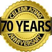 70th anniversary clipart free picture transparent stock 70th Anniversary Celebration — Santa Clara Host Lions Club picture transparent stock