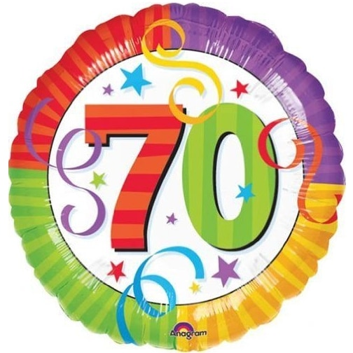70th balloon clipart clip free library 18\