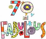 70th birthday cake clipart free stock Happy 70th Birthday Clipart - Clipart Kid free stock