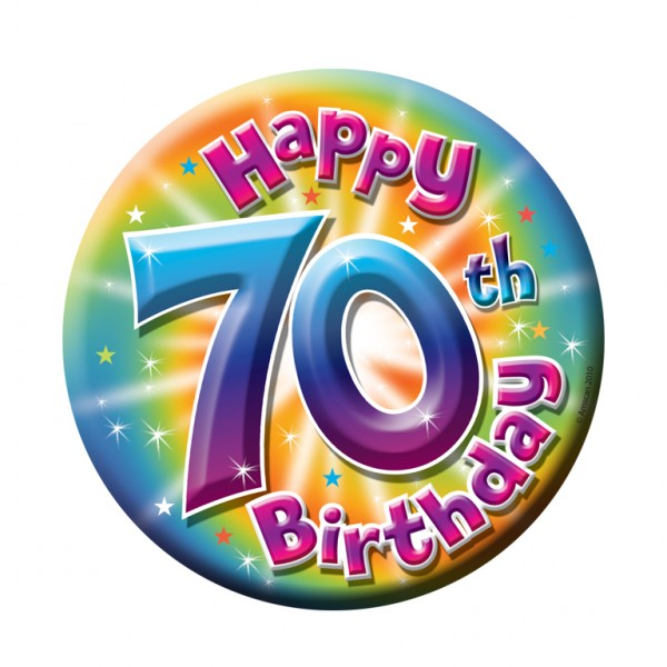70th birthday clip art image royalty free stock Free clipart 70th birthday - ClipartFest image royalty free stock