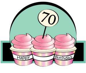 70th birthday clipart vector black and white download 70th Birthday Clip Art Images Http Birthday Artmaven Com Clipart ... vector black and white download