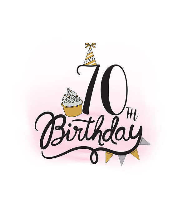 70th clipart vector freeuse download Interesting 70th Birthday Clipart Unthinkable 1515042 Download Free ... vector freeuse download