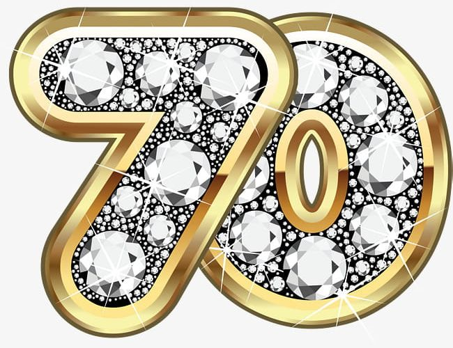 70th clipart jpg freeuse Golden Earth 70th Anniversary PNG, Clipart, 70th, 70th Anniversary ... jpg freeuse