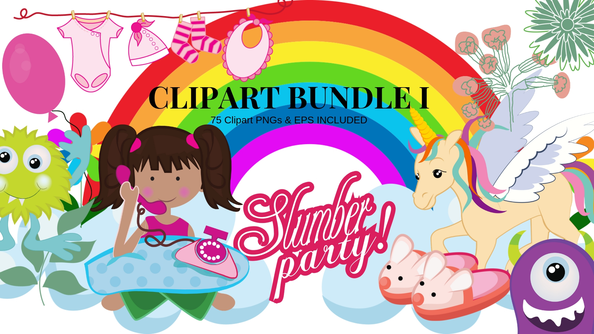 75 years free clipart image free download Royalty Free ClipArt Bundle 74+ illustrations Gallery image free download