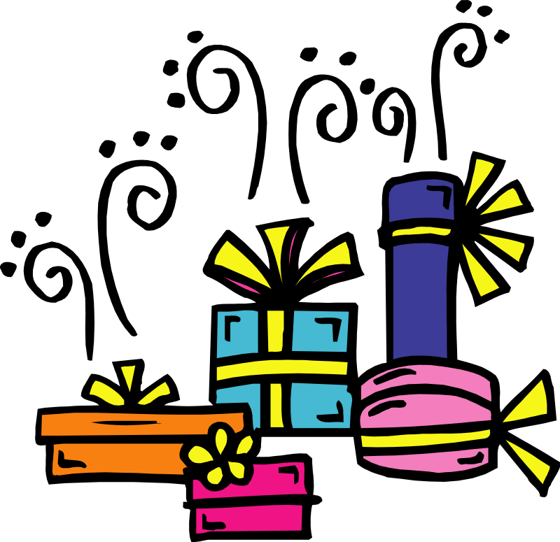 Bing clipart happy birthday