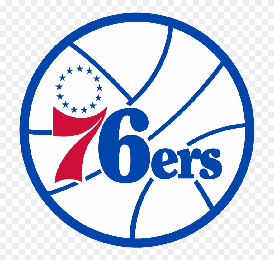 Sixers logo clipart clip art freeuse library History Of All Logos - Philadelphia 76ers Logo Png Clipart (#629099 ... clip art freeuse library