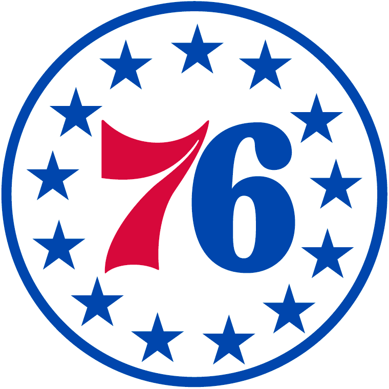 76ers clipart picture royalty free Philadelphia 76ers Alternate Logo 2016- Present | Philadelphia 76ers ... picture royalty free