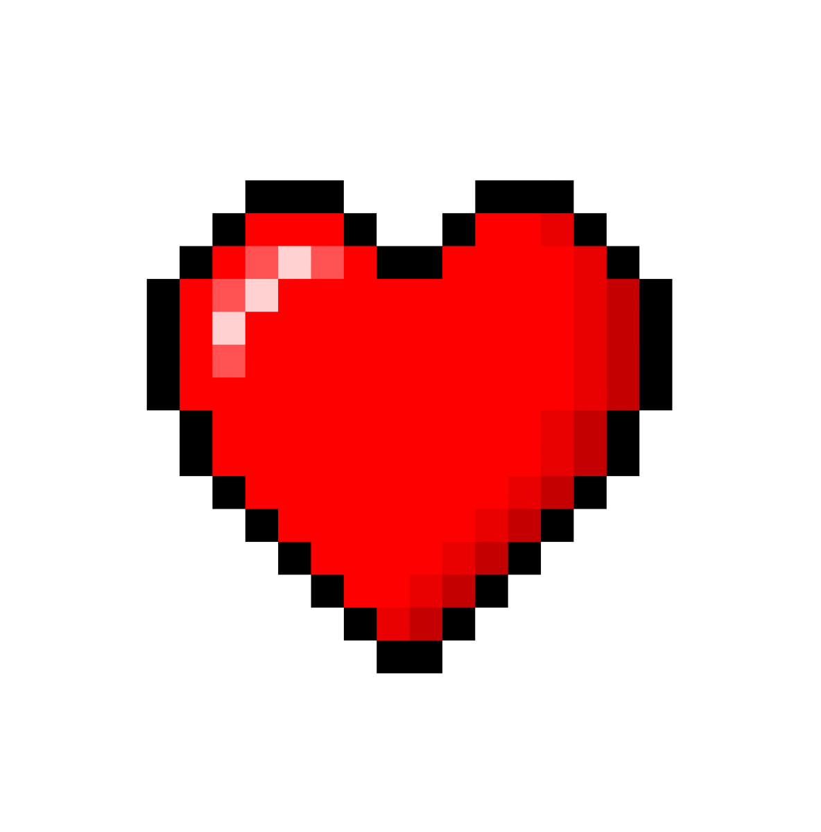 8 bit heart clipart svg freeuse library 8-bit color Clip art - pixel art 1184*1199 transprent Png Free ... svg freeuse library