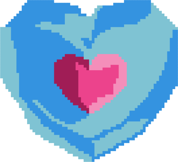 8 bit heart clipart vector freeuse download 8-bit Heart Piece OoT by water16dragon on DeviantArt vector freeuse download